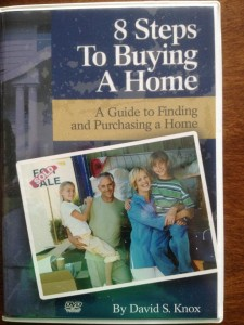 8 Steps To Buying A Home DVD